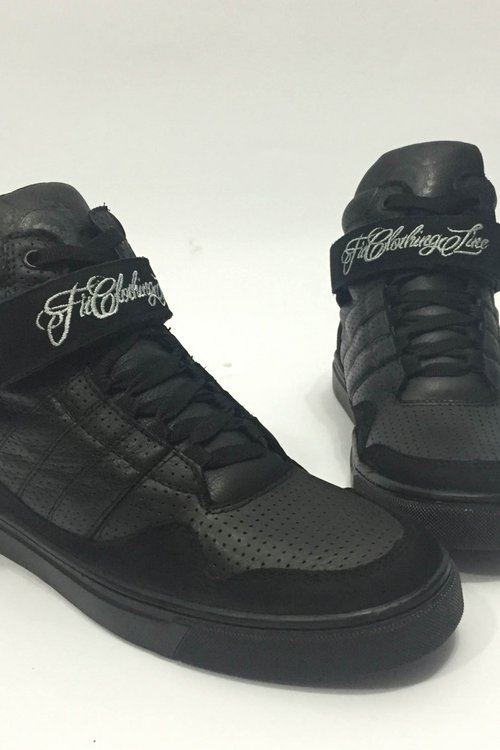 Fcl Shoes Force 13 Preto